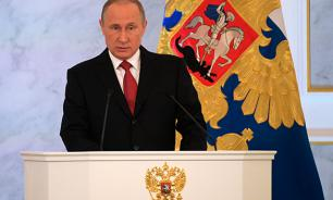 Putin: We are one people and we have only one Russia