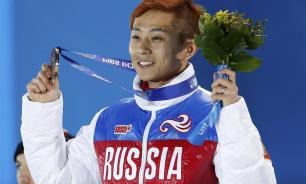 Speed skater Viktor An, formerly South Korean national, does not mind neutral status at Winter Olympics