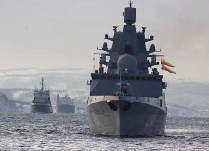 USA challenges Russia's maritime claims