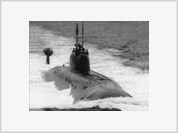 Fire on board Russian nuclear submarine put out, nuclear pollution excluded