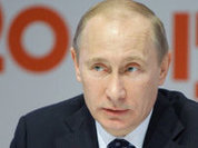 Putin wants Russia and China to join forces against the West