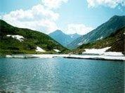 Sacred Baikal, roll the wave