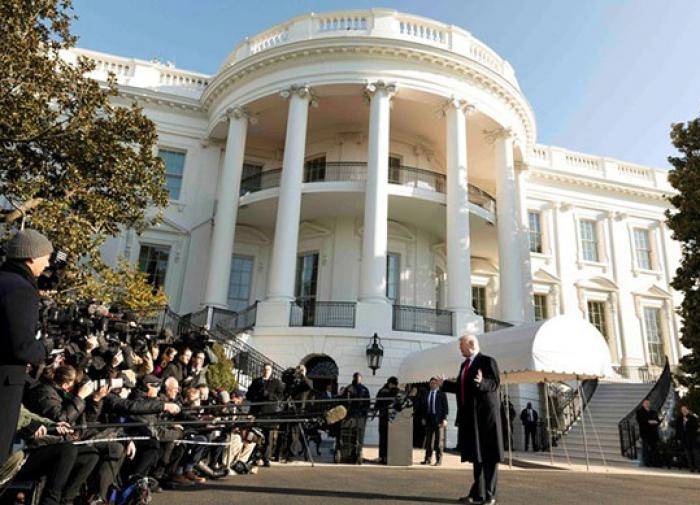 American presidential election and democracy look for change