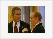 Bush should have been Putin's pupil to ensure victory