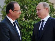France wants Russia to get rid of Syria's Assad