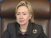 Hillary Clinton to become the next US president
