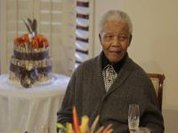 Heaven gains an angel: Thank you, Madiba!