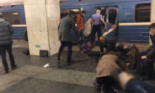Explosion rips through St. Petersburg subway. Many victims reported