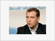 Dmitry Medvedev beats Putin's voting record set in 2004