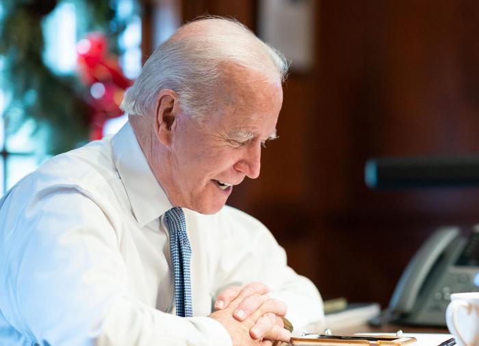 HO HO HO Joe Biden