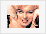 Marilyn Monroe's beauty was artificial?