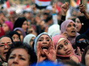 Egyptians OK with new Constitution, sick of war