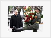 Russians still eternally proud of their Soviet past, but lack values in their present