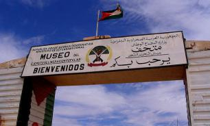 The Saharawi Republic is a result of people's right to self-determination