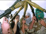 Terrorists likely to rule Palestine Authority in January 2006