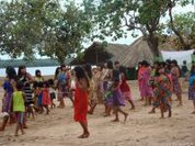 Amazonian Indians speak out for their rights