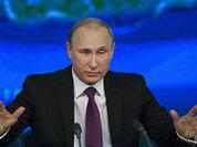 Putin: Whoever wants to kill the Russian bear will fail
