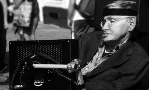 Stephen Hawking: 'Intelligence is the ability to adapt to change'