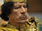 Happy Birthday Muammar Gaddafi!