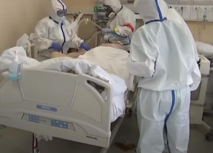 Coronavirus kills nearly 90% of Ukrainian patients on ventilators