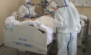 Coronavirus kills nearly 90% of Ukrainian patients on ventilators