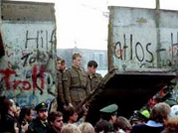 Berlin Wall was leveled 15 years ago to unite East and West