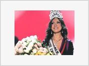 Miss Japan, Riyo Mori, crowned Miss Universe 2007