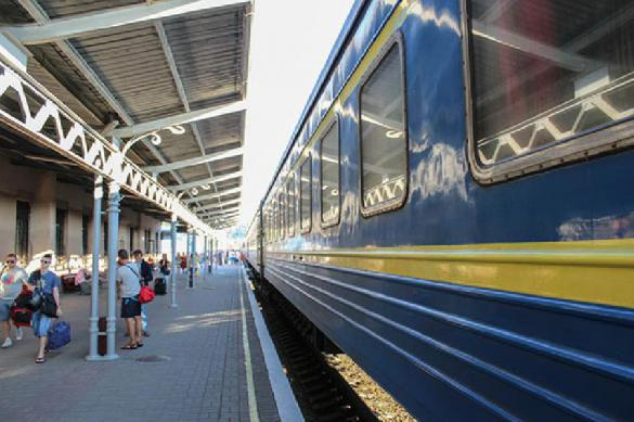 Ukraine wants to cut railway communication with Russia