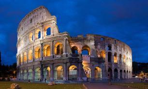 Italy: Free fall