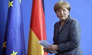 The profound disappointment of Angela Merkel