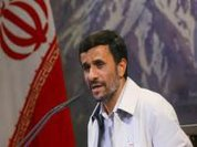 Ahmadinejad reacts to the USA: ' Murder is your thing'