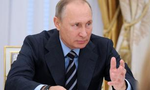 Putin approves Russia's new information security doctrine