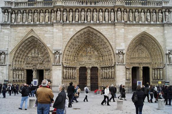 Notre Dame, Brexit and Assange: What matters