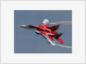 Russia's biggest air show MAKS 2007 welcomes 100,000 visitors daily