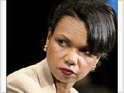 Condoleezza Rice: Mind your own business