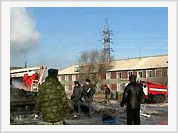 Freezing people die in dormitory fire in Siberia