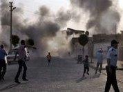 "Turkey bombs Syria in ""retaliation"" for alleged mortar attack"