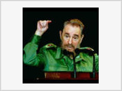 """Fidel Castro's speech about the implications of Bush been a """"recovered alcoholic"""""""