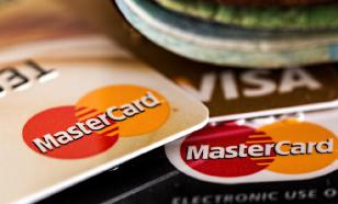 Russia can be disconnected from Visa and MasterCard systems