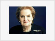 Madeleine Albright: USA No Longer Intends To Be World's No.1 State