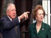 """Happy Birthday, Margaret """"Iron Lady"""" or """"Milk Snatcher"""" Thatcher"""
