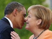 Can Germany turn its back on USA? No, it can't