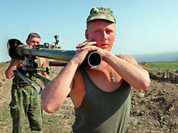 Holiday makers buy tours to the Russian army