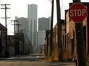 Ghost city of Detroit on the brink of extinction