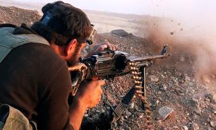 Russia and China not to cease fire on Syrian terrorists