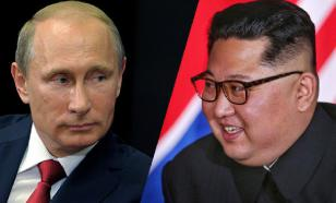 Kim Jong-un and Vladimir Putin find common language in Vladivostok