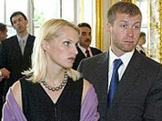 Roman Abramovich's wife keeps a low profile in London