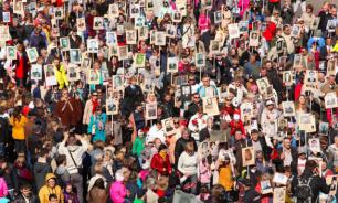 Immortal Regiment unites millions for war memory