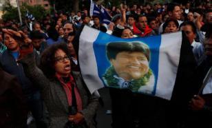 Evo Morales should sue USA and Trump for the color revolution