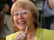 Michelle Bachelet to face easy runoff in Chile